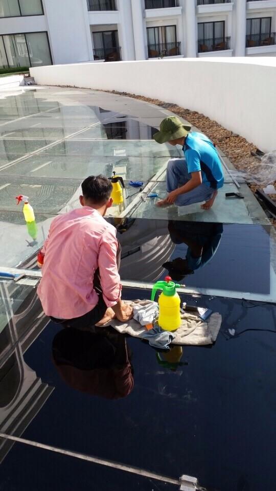 giải pháp chống nắng kính cửa sổ