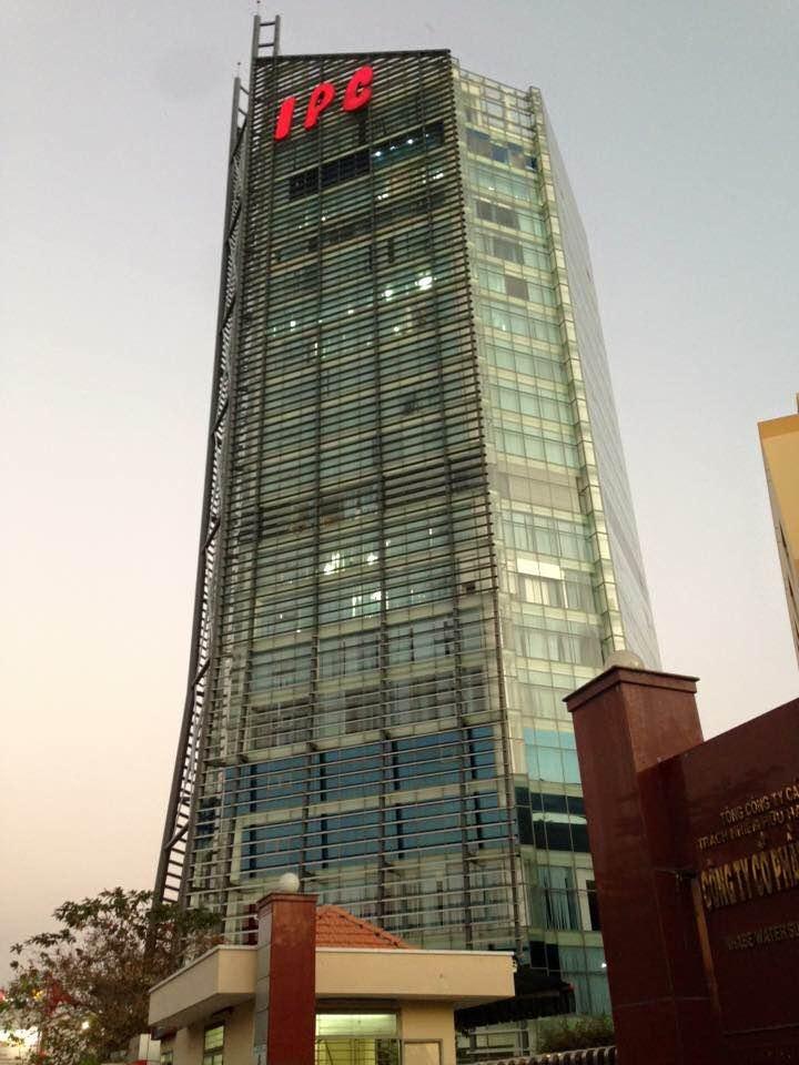 Công ty Ngôi Sao Thi Công Tòa Nhà IPC